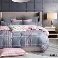 Комплект постельного белья Viluta Ранфорс 20101, размер полуторный