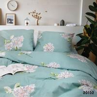 Комплект постельного белья Viluta Ранфорс 20102, размер полуторный
