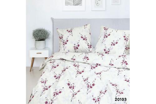 Комплект постельного белья Viluta Ранфорс 20103,размер полуторный