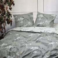 Комплект постельного белья Viluta Ранфорс 20104, размер полуторный