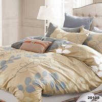 Комплект постельного белья Viluta Ранфорс 20105, размер полуторный