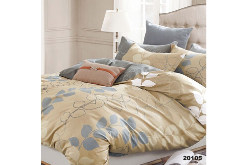 Комплект постельного белья Viluta Ранфорс 20105,  размер двуспальный