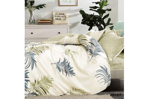 Комплект постельного белья Viluta Ранфорс 20107, размер полуторный