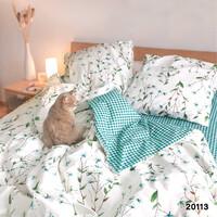 Комплект постельного белья Viluta Ранфорс 20113,  размер полуторный