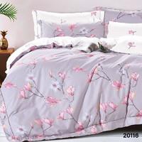 Комплект постельного белья Viluta Ранфорс 20116, размер полуторный