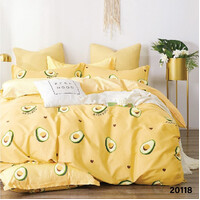 Комплект постельного белья Viluta Ранфорс 20118,  размер двуспальный