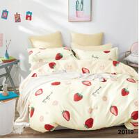 Комплект постельного белья Viluta Ранфорс 20119, 100% хлопок, размер подростковый
