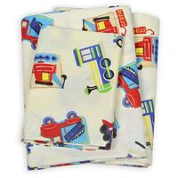 Комплект постельного белья Viluta Ранфорс 21123 красный, размер детский