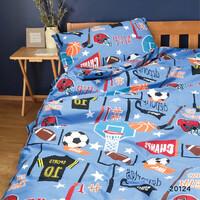 Комплект постельного белья Viluta Ранфорс 20124, 100% хлопок, размер подростковый