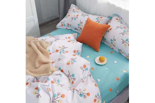 Комплект постельного белья Viluta Ранфорс 20126, размер полуторный