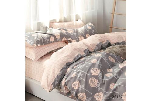 Комплект постельного белья Viluta Ранфорс 20127, размер полуторный