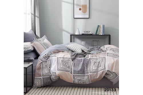 Комплект постельного белья Viluta Ранфорс 20133,  размер двуспальный