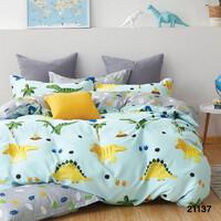 Комплект постельного белья Viluta Ранфорс 21137, 100% хлопок, размер подростковый
