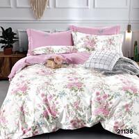 Комплект постельного белья Viluta Ранфорс 21138, размер полуторный