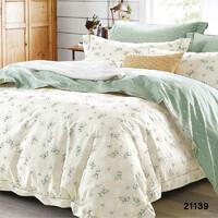 Комплект постельного белья Viluta Ранфорс 21139, размер полуторный