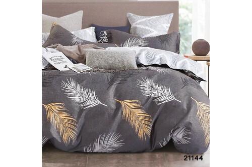Комплект постельного белья Viluta Ранфорс 21144, размер евро