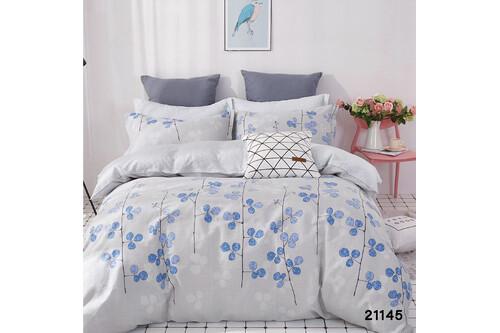 Комплект постельного белья Viluta Ранфорс 21145, размер евро