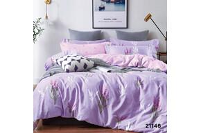 Комплект постельного белья Viluta Ранфорс 21146, размер евро