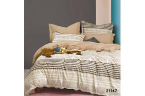 Комплект постельного белья Viluta Ранфорс 21147, размер евро