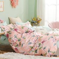 Комплект постельного белья Viluta Ранфорс 21149, размер евро
