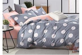 Комплект постельного белья Viluta Сатин-Твил 323, 100% хлопок, размер подростковый 50х70