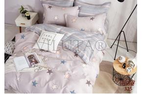 Комплект постельного белья Viluta Сатин-Твил 325, 100% хлопок, размер подростковый 50х70