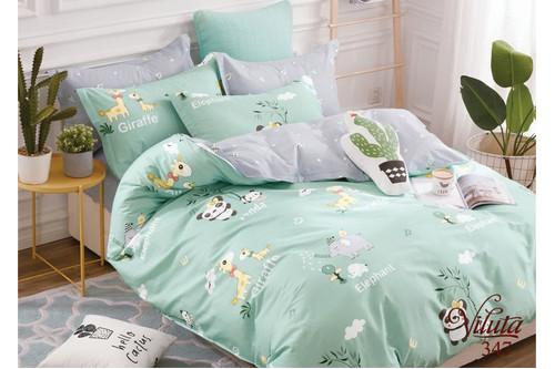 Комплект постельного белья Viluta Сатин-Твил 347, подростковый