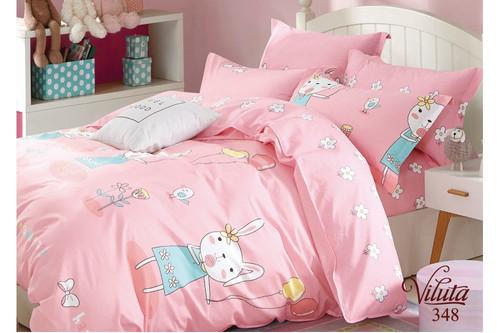 Комплект постельного белья Viluta Сатин-Твил 348, подростковый