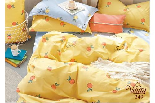 Комплект постельного белья Viluta Сатин-Твил 349, подростковый