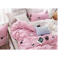 Комплект постельного белья Viluta Сатин-Твил 351, подростковый