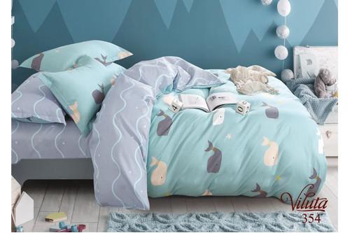 Комплект постельного белья Viluta Сатин-Твил 354, подростковый