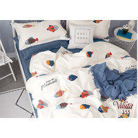 Комплект постельного белья Viluta Сатин-Твил 355, подростковый
