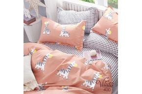 Комплект постельного белья Viluta Сатин-Твил 400, подростковый