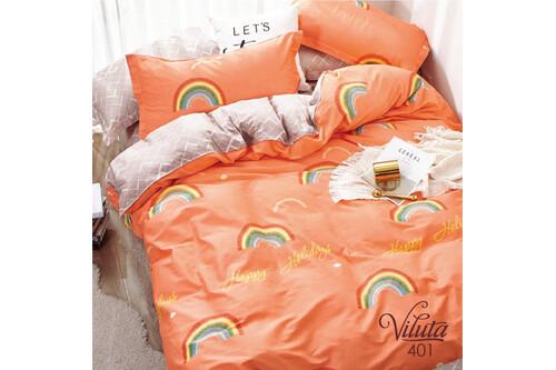 Комплект постельного белья Viluta Сатин-Твил 401, подростковый