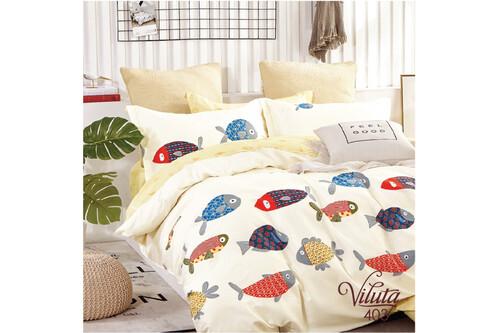 Комплект постельного белья Viluta Сатин-Твил 403, подростковый