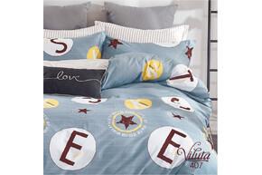 Комплект постельного белья Viluta Сатин-Твил 407, подростковый