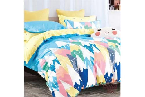 Комплект постельного белья Viluta Сатин-Твил 408, подростковый