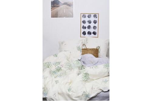 Комплект постельного белья Viluta Сатин Твил 509, 100% хлопок, размер полуторный