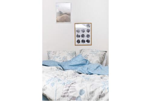 Комплект постельного белья Viluta Сатин Твил 510, 100% хлопок, размер полуторный