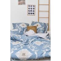 Комплект постельного белья Viluta Сатин Твил 512, 100% хлопок, размер полуторный