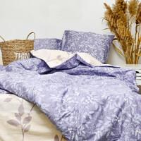 Комплект постельного белья Viluta Сатин Твил 513, 100% хлопок, размер полуторный