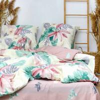 Комплект постельного белья Viluta Сатин Твил 514, 100% хлопок, размер полуторный