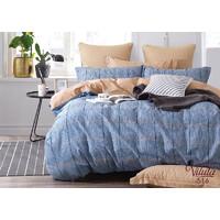 Комплект постельного белья Viluta Сатин Твил 516, 100% хлопок, размер полуторный