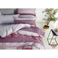 Комплект постельного белья Viluta Сатин Твил 520, 100% хлопок, размер полуторный