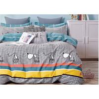 Комплект постельного белья Viluta Сатин-Твил 531, подростковый