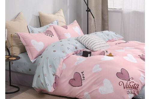 Комплект постельного белья Viluta Сатин-Твил 533, подростковый