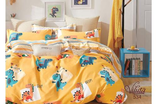 Комплект постельного белья Viluta Сатин-Твил 534, подростковый