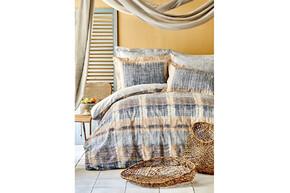 Постельное белье Karaca Home ранфорс - Atika bej 2020-1 бежевый полуторное