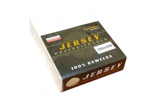 Простынь на резинке махровая 180*200, белый