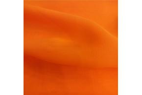 Шифон оранжевый рулон 50 м